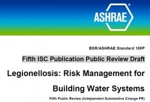 Update on ASHRAE 188