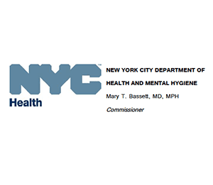 NYC Dept of Health Legionella