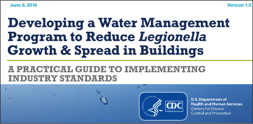 Legionella Guidelines Standards And Regulations Hc Info