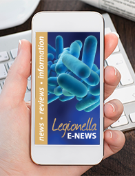 Legionella E-News on Your Phone