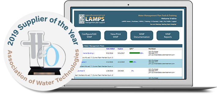 LAMPS Software Water Management Program