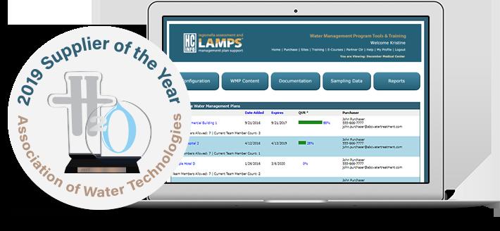 LAMPS Software Water Management Program