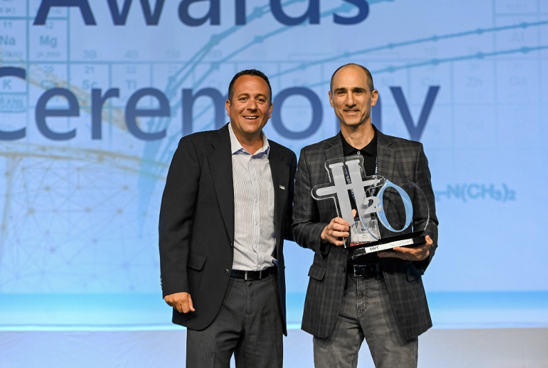 AWT Supplier of the Year awarded to HC Info