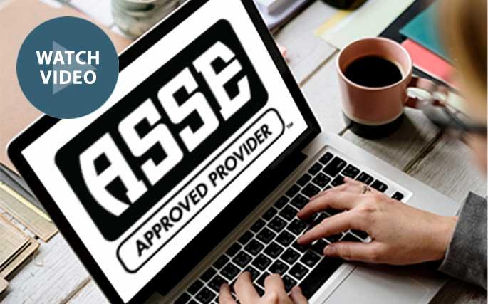 ASSE 12080 Provider